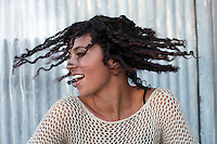 Underground Hair Artists  products are the brainchild of award winning British hairdresser Fay Doe. .Doe & Founder of Owner of Underground Hair Artists one of the top 200 salons in America,  Fay has been in the beauty business for 30 years and has used her knowledge of hair and skin products to create this new hair care product line..Using natural hair product ingredients such as botanical extracts Aloe, Jojoba, Sage and Lemongrass to name a few and combining them with hair strengthening proteins Keratin, Wheat, Rice and Silk. The results are great smelling effective products that work to create beautiful hair inside and out and multiple styling options..Spotlight Hair Products will help school children get in the Spotlight by contributing a percentage of its sales to charities such as Fender Music Foundation to keep music education alive in our schools....Photo Spencer Weiner ©  SAWfoto.com