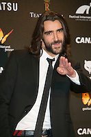 Aitor Luna attends the Feroz Cinema Awards 2015 at Las Ventas, Madrid,  Spain. January 25, 2015.(ALTERPHOTOS/)Carlos Dafonte) /NortePhoto<br /> <br /> nortePhoto.com