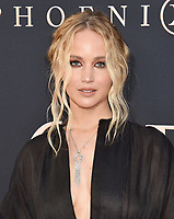 "HOLLYWOOD, CA - JUNE 04: Jennifer Lawrence arrives at the Premiere Of 20th Century Fox's ""Dark Phoenix"" at TCL Chinese Theatre on June 04, 2019 in Hollywood, California.<br /> CAP/ROT/TM<br /> ©TM/ROT/Capital Pictures"
