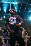 Crooked I of Slaughterhouse Performs at the 8th Annual Rock The Bells Held on Governors Island, NY 9/3/11