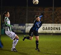2013.12.13 Club Brugge Vrouwen - PEC Zwolle