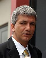 ROMA 16 GIUGNO 2007.ASSEMBLEA NAZIONALE DELLA SINISTRA EUROPEA.NELLA FOTO:NICHI VENDOLA.FOTO SIMONA GRANATI