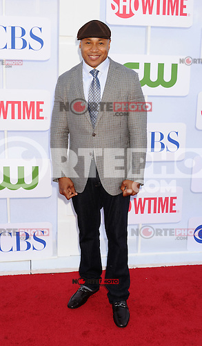 BEVERLY HILLS, CA - JULY 29: LL Cool J arrives at the CBS, Showtime and The CW 2012 TCA summer tour party at 9900 Wilshire Blvd on July 29, 2012 in Beverly Hills, California. /NortePhoto.com<br /> <br />  **CREDITO*OBLIGATORIO** *No*Venta*A*Terceros*<br /> *No*Sale*So*third* ***No*Se*Permite*Hacer Archivo***No*Sale*So*third*