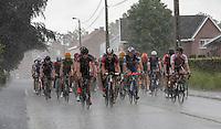 rain storm<br /> <br /> 1st Dwars door het Hageland 2016<br /> (pics by Léon Van Bon)