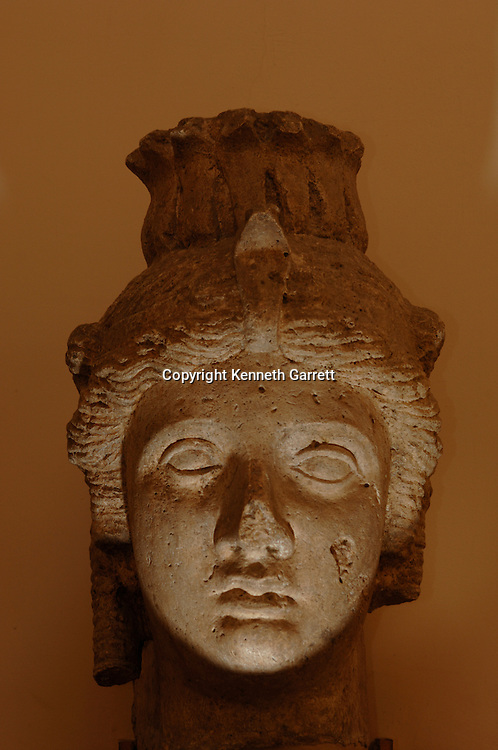 Cleopatra, Egypt, Greco Roman Museum, Statue attributed to Cleopatra