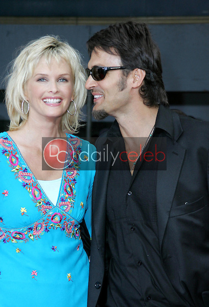 """Kylie Bax and Spiros Poros<br />at the premiere of """"The Legend of Zorro"""". Orpheum Theater, Los Angeles, CA. 10-16-05<br />Dave Edwards/DailyCeleb.com 818-249-4998"""