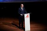 Prince Albert II De Monaco attends to Fondation Prince Albert II De Monaco Awards at Reina Sofia Museum in Madrid, Spain. June 20, 2019. (ALTERPHOTOS/A. Perez Meca)