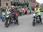 St. Patrick's day parade Dunleer. Photo: Colin Bell/pressphotos.ie