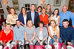 Donna Walsh from Rathorig,Tralee celebrating a special birthday on Friday night with friends and family at Cassidy's Front l-r Kathleen Welsh, Andrew Roche, Kate Carroll, Donna Walsh,(birthday Girl), Kerry Lonnergan and Shane Carroll. Back l-r Teresa Carroll, Lindsey Grahame, Paul Grahame, Breda Hanley, Agnes Henderson, Tara Johnston, Maeve Johnston and Glin Handley.