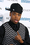 BEVERLY HILLS, CA. - September 20: Actor Tristan Wilds arrives at Entertainment Weekly's 6th annual pre-Emmy celebration presented by Revlon at the Historic Beverly Hills Post Office on September 20, 2008 in Beverly Hills, California.
