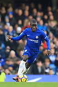 2nd December 2017, Stamford Bridge, London, England; EPL Premier League football, Chelsea versus Newcastle United; Ngolo Kante of Chelsea