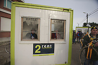 'kassa' / ticket booth<br /> <br /> GP Sven Nys 2014