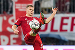17.03.2019, Allianz Arena, Muenchen, GER, 1.FBL,  FC Bayern Muenchen vs. Mainz 05, DFL regulations prohibit any use of photographs as image sequences and/or quasi-video, im Bild Joshua Kimmich (FCB #32) <br /> <br />  Foto &copy; nordphoto / Straubmeier