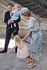 14.07.2017; Stockholm Sweden: PLAYFUL PRINCESS LEONORE<br />As every parent must know it when kids get bored, they want to go out and play and it was no different for Princess Leonore.<br />As soon as the church service was over the 3-year-old of Princess starting dragging mum, the stunning Madeleine of Sweden, out of the Royal Chapel All efforts to calm Princess Leonore failed and she eventually got her own way.<br />The royals were attending a church service to celebrate Crown Princess Victoria&rsquo;s 40th Birthday at the Royal Chapel in the Royal Palace, Stockholm.<br />Princess Leonore is the eldest child of Princess Madeleine and Christopher O&rsquo;Neill.<br />Mandatory Photo Credit: &copy;Francis Dias/NEWSPIX INTERNATIONAL<br /><br />IMMEDIATE CONFIRMATION OF USAGE REQUIRED:<br />Newspix International, 31 Chinnery Hill, Bishop's Stortford, ENGLAND CM23 3PS<br />Tel:+441279 324672  ; Fax: +441279656877<br />Mobile:  07775681153<br />e-mail: info@newspixinternational.co.uk<br />Usage Implies Acceptance of Our Terms &amp; Conditions<br />Please refer to usage terms. All Fees Payable To Newspix International