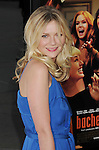 HOLLYWOOD, CA - AUGUST 23: Kirsten Dunst arrives at the Los Angeles premiere of 'Bachelorette' at the Arclight Hollywood on August 23, 2012 in Hollywood, California.