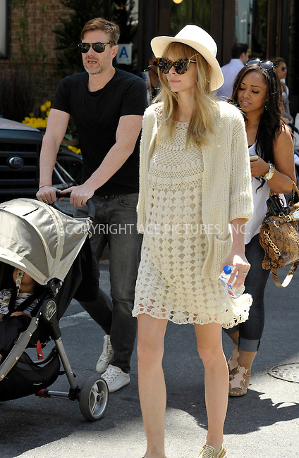 WWW.ACEPIXS.COM<br /> <br /> May 7 2015, New york City<br /> <br /> Actress Jaime King walks in Tribeca with her husband Kyle Newman and her son James on May 7 2015 in New York City<br /> <br /> By Line: Curtis Means/ACE Pictures<br /> <br /> <br /> ACE Pictures, Inc.<br /> tel: 646 769 0430<br /> Email: info@acepixs.com<br /> www.acepixs.com