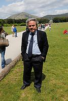 Dopo 25 anni il parco della Reggia di Caserta riapre al pubblico in occasione della Pasquetta<br /> Il direttore Mauro Filicori