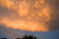Storm cloud at sunset<br /> <br /> Canon EOS 5D, 24mm f/2.8 lens