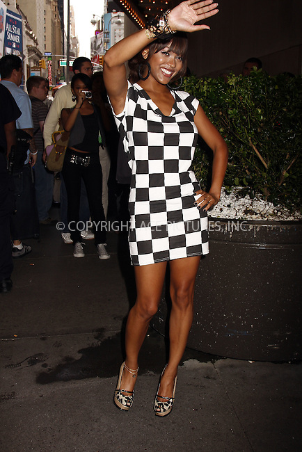 WWW.ACEPIXS.COM . . . . .  ....June 17 2008, New York City....Actress Meagan Goode made an apeparance on MTV's TRL show at their Times Square studio, June 17 2008, New York City....Please byline: AJ Sokalner - ACEPIXS.COM..... *** ***..Ace Pictures, Inc:  ..te: (646) 769 0430..e-mail: info@acepixs.com..web: http://www.acepixs.com