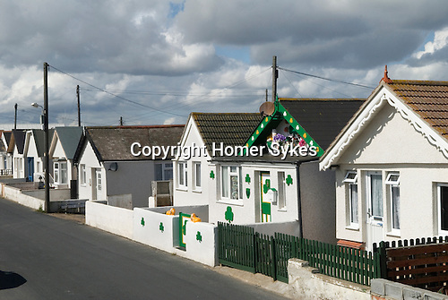 Jaywick Essex Uk bungalow holiday homes