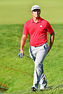 Bethesda, MD - June 26, 2016: John Rahm finishes tied for third -13 after his Final Round of play at the Quicken Loans National Tournament at the Congressional Country Club in Bethesda, MD, June 26, 2016.  (Photo by Don Baxter/Media Images International) (Photo by Philip Peters/Media Images International)