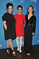 "Sophie Hyde, Alia Shawkat and Holliday Grainger at the ""Animals"" Sundance London film festival European premiere, Picturehouse Central, Corner of Shaftesbury Avenue and Great Windmill Street, London, England, UK, on Friday 31st May 2019.<br /> CAP/CAN<br /> ©CAN/Capital Pictures"