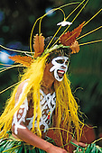 Danseur de Wapan - Ile des Pins