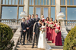 A beautiful April wedding ceremony at Tarrytown House.