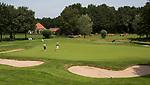 HENGELO (GLD) - green hole 3.  golfbaan 't Zelle . COPYRIGHT KOEN SUYK