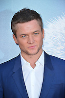 LOS ANGELES, CA. December 3, 2016: Actor Taron Egerton at the world premiere of &quot;Sing&quot; at the Microsoft Theatre LA Live.<br /> Picture: Paul Smith/Featureflash/SilverHub 0208 004 5359/ 07711 972644 Editors@silverhubmedia.com