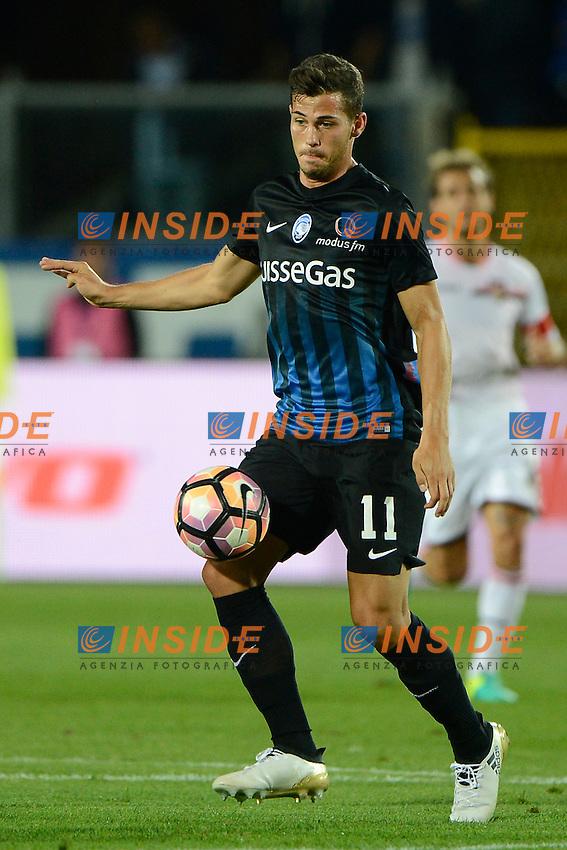 Remo Freuler Atalanta<br /> Bergamo 21-09-2016 Stadio Ateleti Azzurri - Football Calcio Serie A Atalanta - Palermo. Foto Giuseppe Celeste / Insidefoto