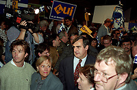 FILE PHOTO -  1995 Referendum<br /> <br /> PHOTO : Agence quebec Presse