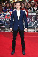 Tom Holland<br /> arrives for the European premiere of &quot;Captain America: Civil War&quot; at Westfield, Shepherds Bush, London<br /> <br /> <br /> &copy;Ash Knotek  D3111 26/04/2016