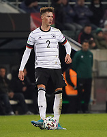 Robin Koch (Deutschland Germany) - 16.11.2019: Deutschland vs. Weißrussland, Borussia Park Mönchengladbach, EM-Qualifikation DISCLAIMER: DFB regulations prohibit any use of photographs as image sequences and/or quasi-video.