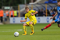 Ryan Ledson of Oxford United during the Sky Bet League 1 match between Peterborough and Oxford United at the ABAX Stadium, London Road, Peterborough, England on 30 September 2017. Photo by David Horn.