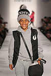 Child models walks runway during the BKLYN ROCKS fashion show at 445 Albee Square in Downtown Brooklyn, on November 09, 2016. Child models walks runway in an outfit by Converse, during the BKLYN ROCKS fashion show at 445 Albee Square in Downtown Brooklyn, on November 09, 2016.