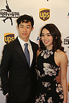 Nathan & Karen Chen at Figure Skating in Harlem's Champions in Life (in its 21st year) Benefit Gala recognizing the medal-winning 2018 US Olympic Figure Skating Team on May 1, 2018 at Pier Sixty at Chelsea Piers, New York City, New York. (Photo by Sue Coflin/Max Photo)