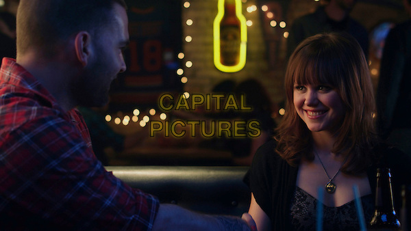Seann William Scott & Alison Pill.in Goon.*Filmstill - Editorial Use Only*.CAP/NFS.Supplied by Capital Pictures.
