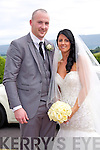 Tania O'Conor, Listowel, Daughter of Vincent and the late Breda O'Connor, and Kevin Flavin, son of Batt and Margaret Flavin, were married at St. Mary's Church Listowel by Cannon Linnane on Saturday 6th September 2014 with a reception at Ballyroe Heights Hotel