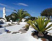 Spanien, Kanarische Inseln, Lanzarote, Freilichtmuseum beim Monumento Al Campesino von Cesar Manrique | Spain, Canary Island, Lanzarote, open-air museum near monument Al Campesino by Cesar Manrique
