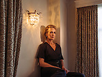Actress Sarah Paulson, photographed at Chateau Marmont January 15, 2016.<br /> <br /> Photo by Brinson+Banks