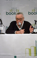 NEW YORK, NY - MAY 31: Stan Lee attends day 3 of the 2014 Bookexpo America at The Jacob K. Javits Convention Center on May 31, 2014 in New York City Marote/MPI/Starlitepics