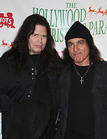 HOLLYWOOD, CA - NOVEMBER 26: Craig Goldy, Vinny Appice, at 86th Annual Hollywood Christmas Parade at Hollywood Blvd in Hollywood, California on November 26, 2017. Credit: Faye Sadou/MediaPunch /NortePhoto NORTEPHOTOMEXICO