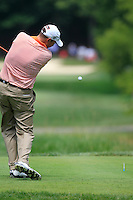 David McNabb (USA) tees off the 2nd tee during Thursday's Round 1 of the 2014 PGA Championship held at the Valhalla Club, Louisville, Kentucky.: Picture Eoin Clarke, www.golffile.ie: 6th August 2014