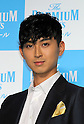 "Shota Matsuda, Feb 25, 2016 : Japanese actor Shota Matsuda attends Suntory ""The Premium Malt's : Kaoru Premium"" launch event in Tokyo, Japan on February 25, 2016. (Photo by AFLO)"