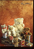 Interlitho, Alberto, CUTE ANIMALS, teddies, photos, 6 teddies, boxes(KL1984/1,#AC#)
