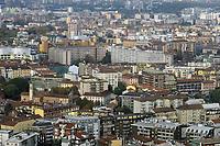 - Milano, veduta dalla terrazza panoramica del palazzo Regione Lombardia<br /> <br /> - Milan, view from the rooftop terrace of Lombardia Region tower