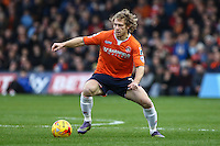 Craig Mackail-Smith of Luton Town during the Sky Bet League 2 match between Luton Town and Wycombe Wanderers at Kenilworth Road, Luton, England on 26 December 2015. Photo by David Horn.