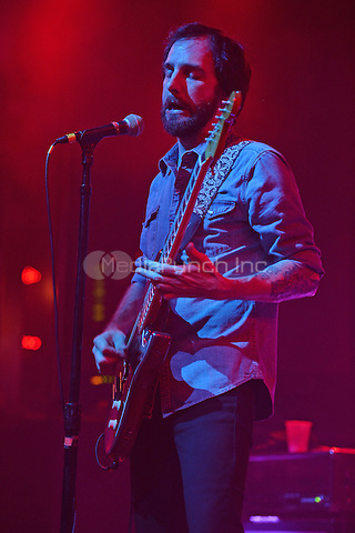 FORT LAUDERDALE, FL - MAY 10: John D. Cronise of The Sword performs at The Culture Room on May 10, 2016 in Fort Lauderdale, Florida. Credit: mpi04/MediaPunch