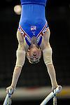 07.04.2011 European Championships Artistic Gymnastics from Berlin.Mens Qualifications.Sam Oldham of GB